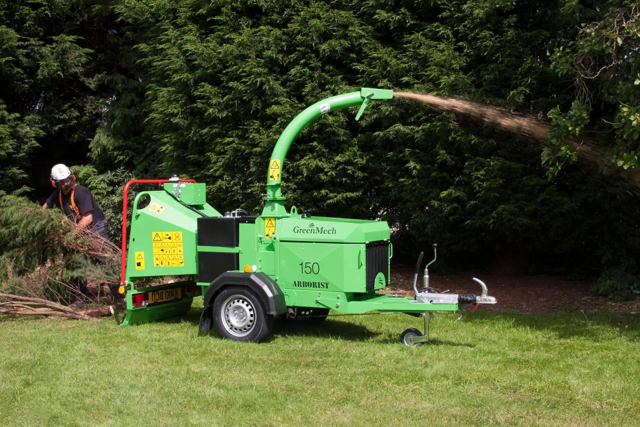 Greenmech Arborist 150